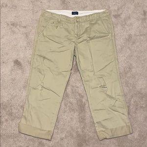 American Eagle Khaki pants woman's